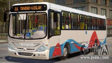 Morocan Meknes Bus for GTA 4