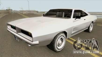 Dodge Charger (Tunable) IVF for GTA San Andreas