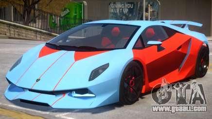 Lamborghini SE PJ3 for GTA 4