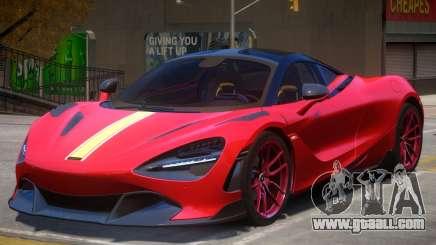 2018 McLaren 720S for GTA 4