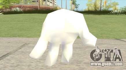 Rayman Fist (POP WW) for GTA San Andreas