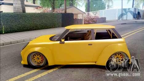 GTA V Weeny Issi Sport IVF for GTA San Andreas