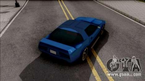 FlatOut Daytana Custom v2 for GTA San Andreas