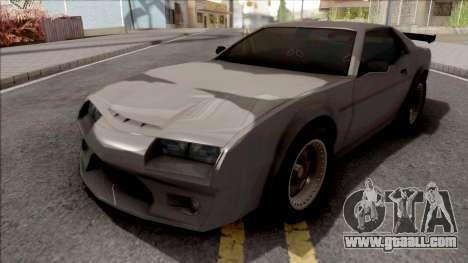 FlatOut Daytana for GTA San Andreas
