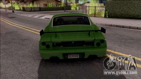 FlatOut Speedevil for GTA San Andreas