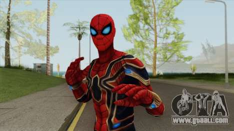 Iron Spider (Spider-Man FFH) for GTA San Andreas