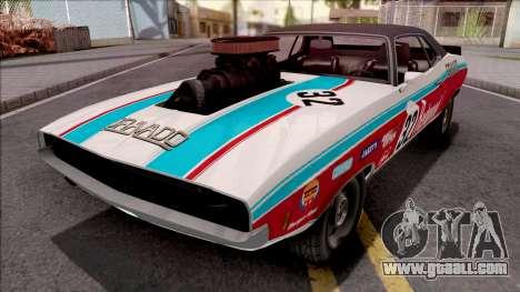 GTA V Bravado Gauntlet Classic for GTA San Andreas
