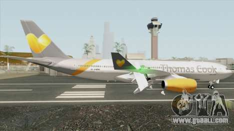 Airbus A330-200 (Thomas Cook Livery) for GTA San Andreas