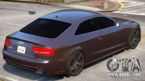 Audi RS5 V1 R3 for GTA 4