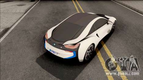 BMW i8 Coupe for GTA San Andreas