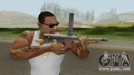 Owen SMG for GTA San Andreas