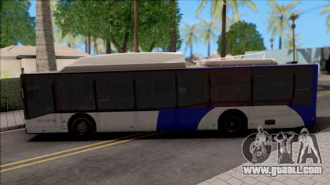 MAN Lions Classic CNG EGO Skin for GTA San Andreas