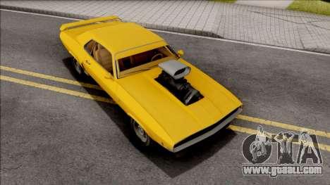 GTA V Bravado Gauntlet Classic IVF for GTA San Andreas