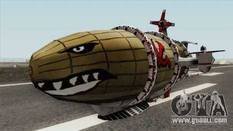 Kirov Airship (Red Alert 3) for GTA San Andreas