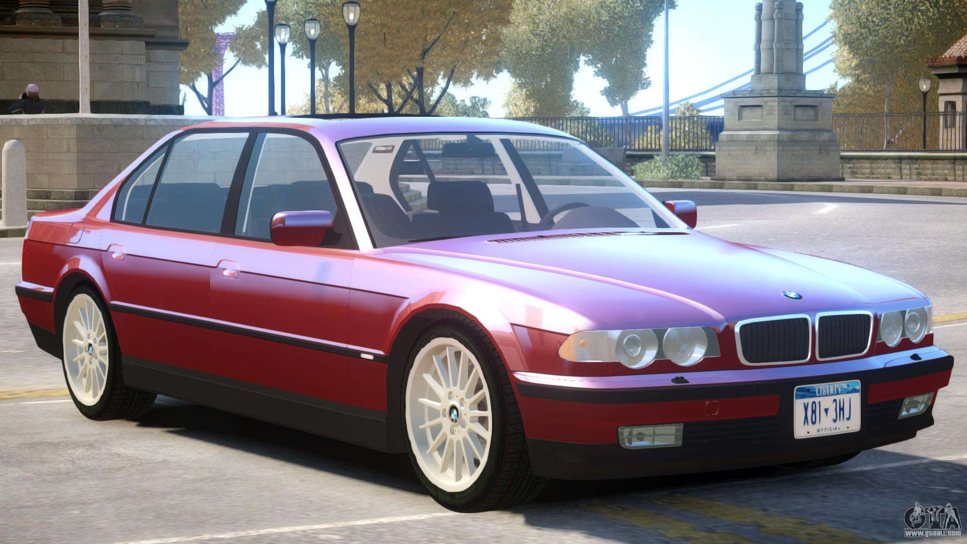 1998 BMW 750iL V1.1 for GTA 4