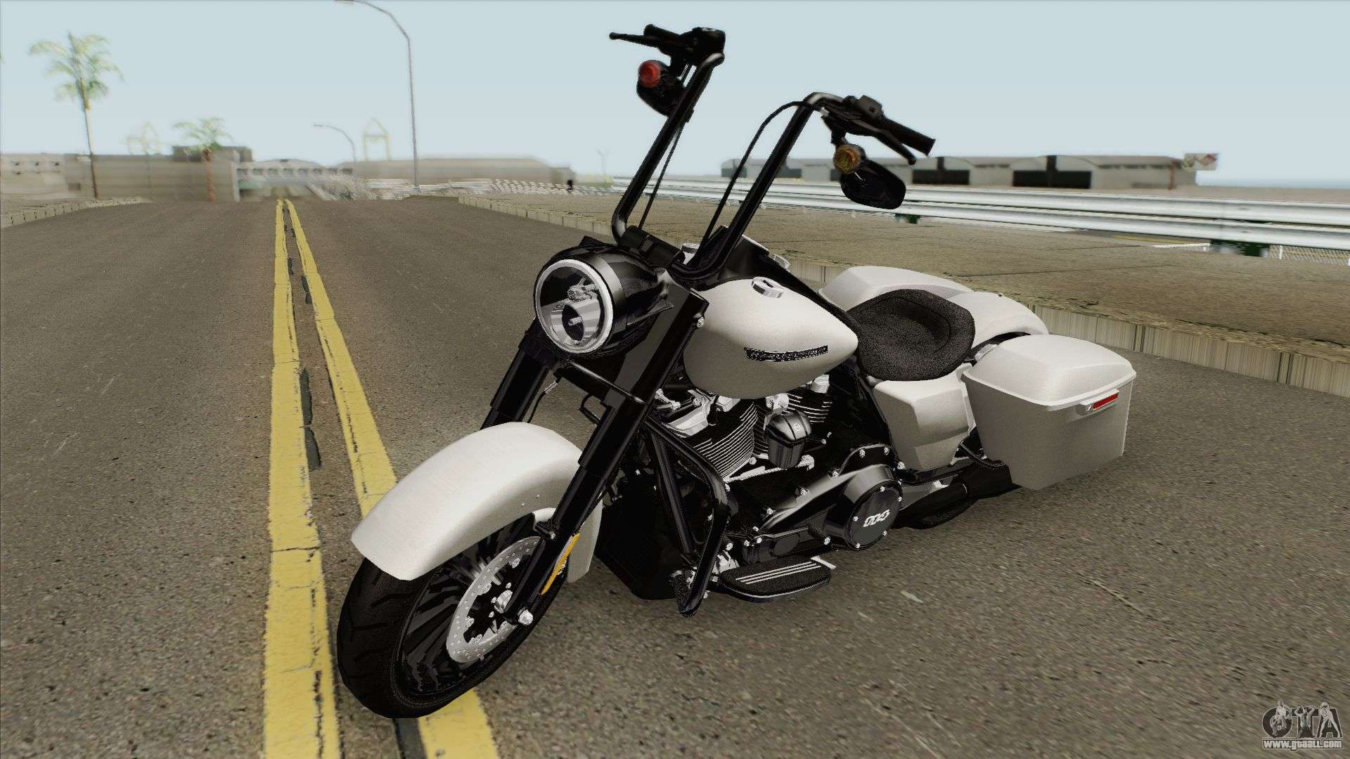 Harley-Davidson FLHRXS - Road King Special 2019 for GTA ...