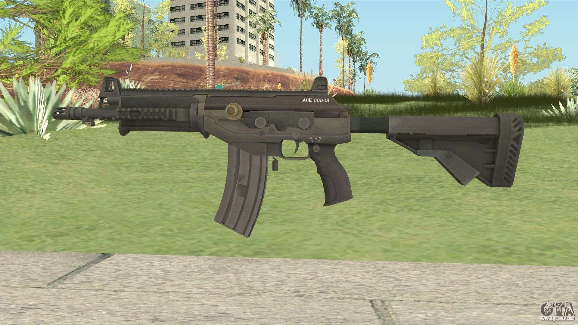 Galil ACE 21 For GTA San Andreas