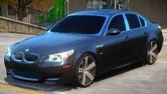 BMW M5 E60 R3 for GTA 4
