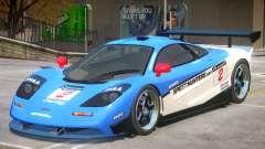 McLaren F1 V2 PJ3 for GTA 4