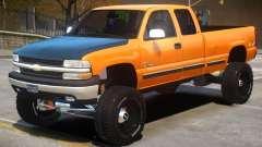 Chevrolet Silverado V2 for GTA 4