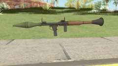 RPG-7 (Insurgency) for GTA San Andreas