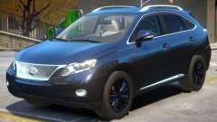 Lexus RX450H V2 for GTA 4
