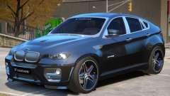 BMW X6 EVO Hamann for GTA 4