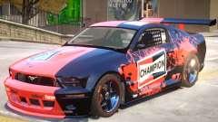 Ford Mustang GTR V1 J5 for GTA 4