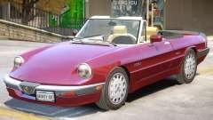 1986 Alfa Romeo V1 for GTA 4