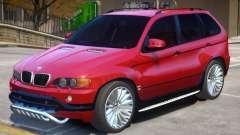 BMW X5 R1 for GTA 4