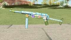 MP-40 (Crazy Bunny) for GTA San Andreas