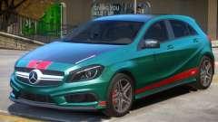 Mersedes Benz A45 PJ4 for GTA 4