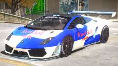 Lamborghini Gallardo GT3 PJ2 for GTA 4