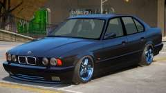 1995 BMW M5 E34 for GTA 4