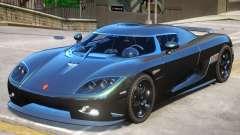 Koenigsegg CCX V2 for GTA 4