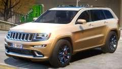 Grand Cherokee V1 for GTA 4