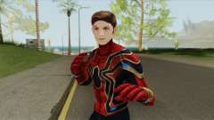 Iron Spider Unmasked (Spider-Man FFH) for GTA San Andreas