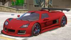 Gumpert Apollo R1 for GTA 4