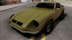 FlatOut Lancea for GTA San Andreas