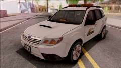 Subaru Forester 2011 City of Las Barrancas for GTA San Andreas