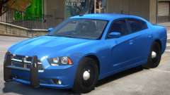 Dodge Charger FBI R1