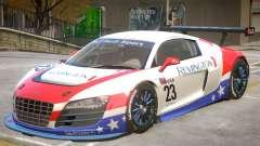 Audi R8 GT-S V1 PJ8 for GTA 4