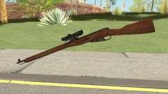 Mosin-Nagant M1891 (Insurgency) for GTA San Andreas
