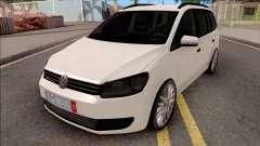 Volkswagen Touran 2010 for GTA San Andreas