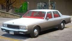 1989 Chevrolet Caprice V2 for GTA 4