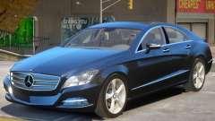 Mercedes Benz CLS 350 V1 for GTA 4