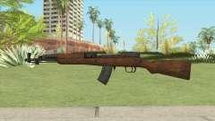 SKS (Insurgency) for GTA San Andreas