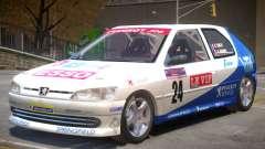 Peugeot 306 Sport PJ for GTA 4