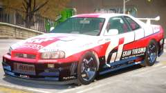 Nissan Skyline Z-tune for GTA 4