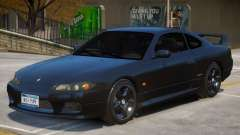 Nissan Silvia S15 Improved